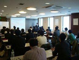 東京での公開型面接官トレーニング