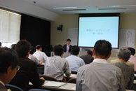 鹿児島でのAO入試面接員講演